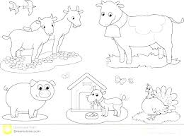 Animals Coloring Pages Printable Trustbanksurinamecom