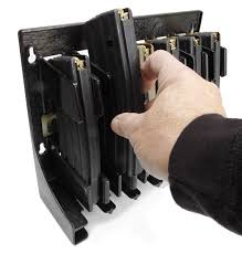 Ar 15 Magazine Holder magazine rack for safes AR100COM 80