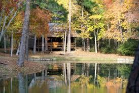 Log Cabin Bedroom 1 Bedroom With Loft Log Cabin The Retreat At Artesian Lakes