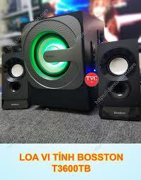 Loa Vi Tính Bosston T3600BT   Điện Tử Vi Tính TVC