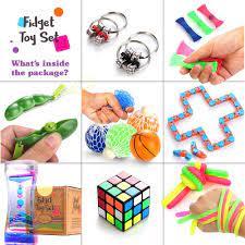 Amazon.com: Sensory Fidget Toys Set, 25 ...