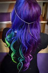 Purple Hair Style 1786 best dyed hair & pastel hair images colorful 7839 by wearticles.com