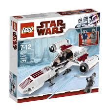Sale On Legos Amazoncom Lego Star Wars Freeco Speeder 8085 Toys Games