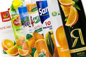 4 сезона сок апельсиновый 1 л