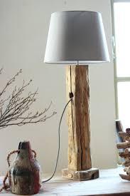 Treibholz Lampen Elegante Designer Ideen Beleuchtung Deko Lampen Aus
