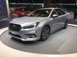 2018 subaru legacy sport. contemporary subaru 2018 subaru legacy electrifies the crowd at chicago auto show photos inside subaru legacy sport e