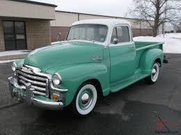 1954 Chevy Powered GMC, 100% Rust Free Native California Truck ...