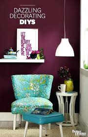 homemade decoration ideas for living room with well