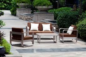 modern metal outdoor furniture. Awesome Modern Metal Garden Furniture Contemporary - Liltigertoo . Outdoor M