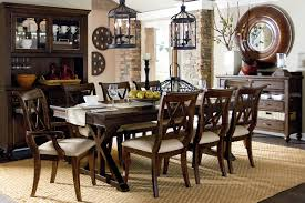 dinner furniture set new on nice rustic formal dining room 9