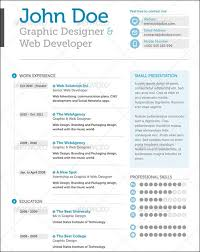 Amazing Resume Templates Inspiration 28 Amazing Resume PSD Template Showcase Streetsmash