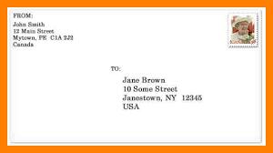 envelope for resume