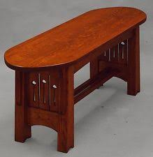 Nice MISSION, ARTS U0026 CRAFTS, MACKINTOSH COFFEE TABLE / BENCH Amazing Design