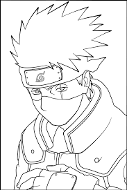 Small Picture kakashi 6 Colouring Pages page 2 kakashi hatake coloring pages