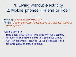 living out electricity ppt video online living out electricity mobile phones friend or foe