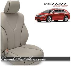 2016 toyota venza custom leather upholstery