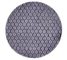 using round kitchen rugs 6ft to be the part of your kitchen