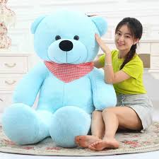 5 feet beautiful teddy bear delivery to