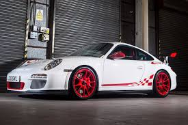 Near-new 2010 Porsche 997 911 GT3 RS at auction   MOTOR