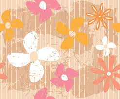 Small Picture Vector flower wall sticker free vector download 13104 Free
