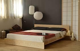 japanese bedroom furniture. Low Oriental Bed Base Japanese Bedroom Furniture U