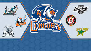 condors part of new 7 team ahl pacific division