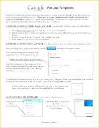 Free Modern Resume Templates Google Docs Resume Templates Docs High School Resume Template Google Docs Google