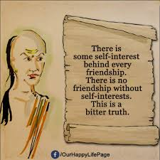 Chanakya Quotes On Friendship In English Daily Motivational Quotes