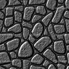 black stone wall texture. Black Stone Wall Texture
