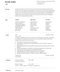 Cook Resume Objective This Is Resume For Cook New Image Of Cook Resume Sample Resume 58