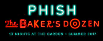 announcing the baker s dozen 13 nights at madison square garden