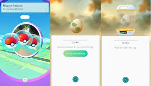 New Egg Hatching Chart Pokemon Go