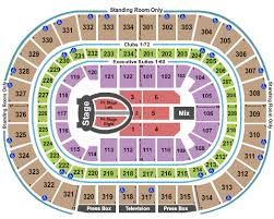 Bridgestone Arena Seating Chart Adele 28 Correct United Center Seating Chart For Beyonce Concert