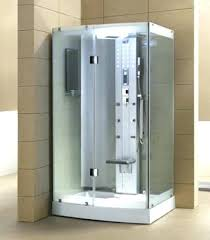 shower system with jets full shower system steam shower steam function 6 massage jets