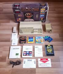 Amiga 500 Batman Bundle Commodore Retro Computing Pinterest