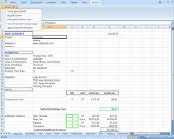 Home Construction Estimator Excel Home Cost Estimator For Excel Home Cost Estimator