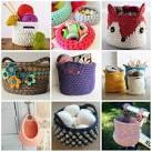Вязанье корзин