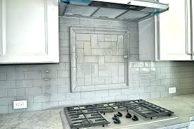 no grout tile backsplash grout tile grout color glass tile backsplash