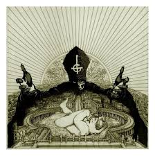 """Zbigniew M. Bielak """"<b>Ghost</b> : <b>Infestissumam</b> Frontcover """" 
