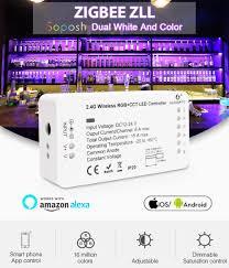 <b>Home smart zigbee</b> controller compatible with echo plus smartthings ...