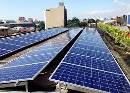 references solar energy in the solar energy in the  19 24kwp grid tied pv solar installation in pasig city