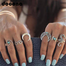 Best value <b>Bohemian Hollow Vintage</b> Rings – Great deals on ...