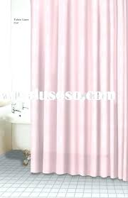 solid color shower curtain liners yellow liner curtains rods decoration synonym