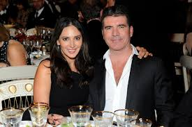 agt judge simon cowell and friend lauren silverman have a controversial love story