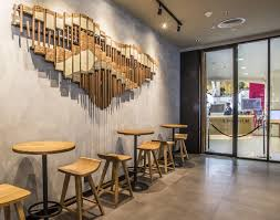 local art enhances the starbucks customer experience in asia starbucks newsroom on starbucks wall artwork with local art enhances the starbucks customer experience in asia