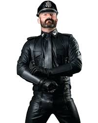 police leather jacket motorcycle schott uk