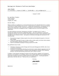 Cover Letter Project Manager - CV Resume Ideas