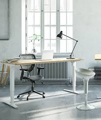 home office magazine. Companies Like ConSet Create Motorized Standing Desk Options That Are Easy To Use And Look Great Home Office Magazine