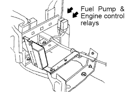 where is the fuel pump relay for 1994 mitsubishi diamante fixya wolfman304 28 gif