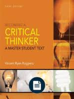Amazon com  Critical Thinking                  Brooke Noel Moore
